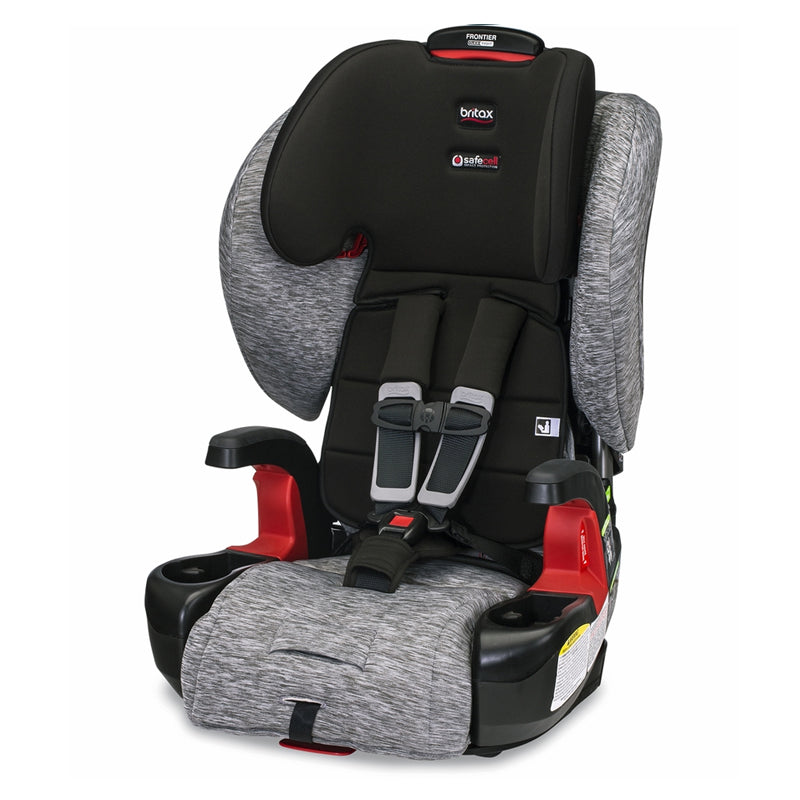 Britax Frontier ClickTight Convertible Highback Booster Seat