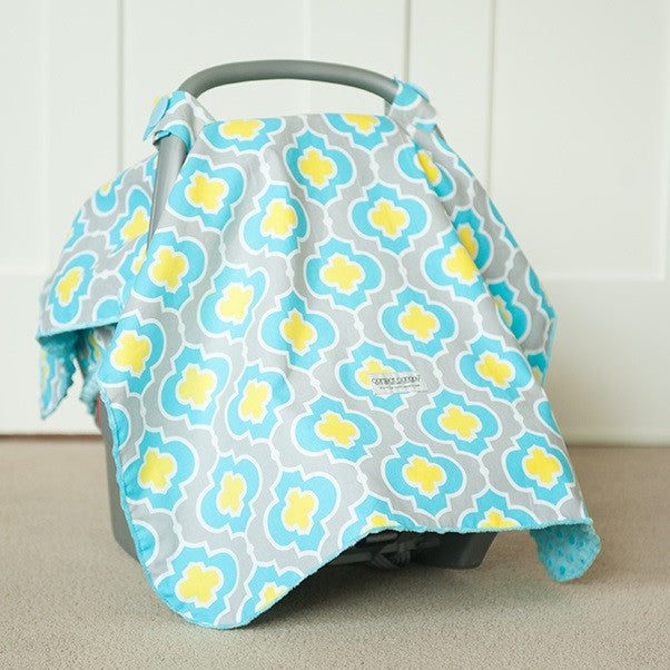 Carseat Canopy - Kacz' Kids - 2