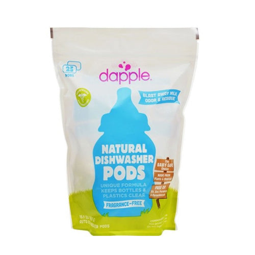 Dapple Natural Dishwasher Pods - Kacz' Kids