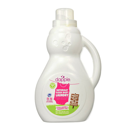 Dapple Naturally Clean Baby Laundry Detergent - Kacz' Kids