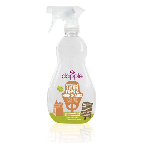 Dapple Natural Toy and Highchair Cleaner - Kacz' Kids