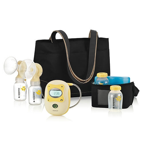 Medela Freestyle Breast Pump - Kacz' Kids - 1