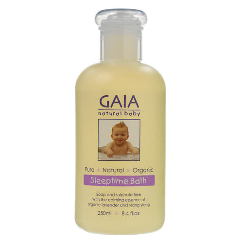 Gaia Sleep Time Bath Wash - 8.4 fl oz - Kacz' Kids