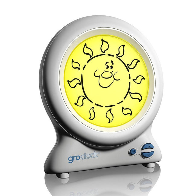 Gro Clock Sleep Trainer Night Light - Kacz' Kids - 2