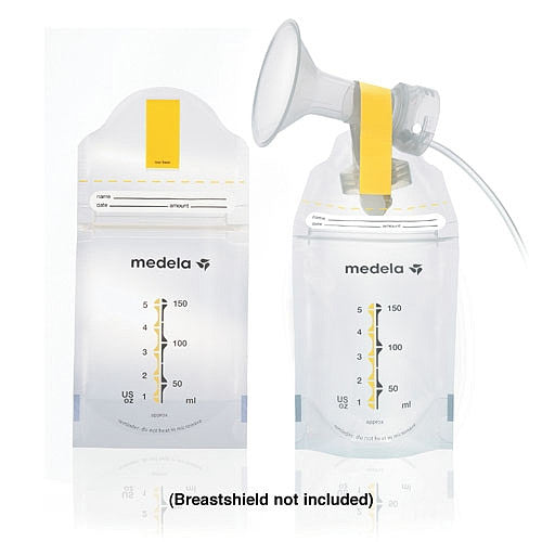Medela Pump & Save Breast Milk Bags - Kacz' Kids
