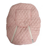 Mint Marshmallow Baby Car Seat Cover