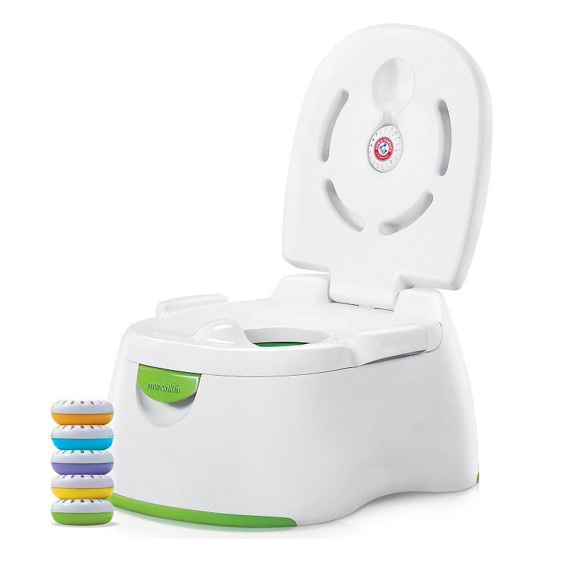 Munchkin Arm and Hammer 3-in-1 Potty Seat Kit - Kacz' Kids - 1
