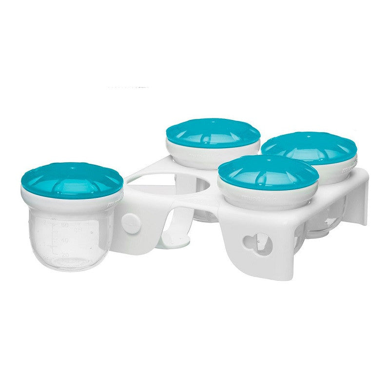 Munchkin Fresh Food Freezer Cups - Kacz' Kids - 1