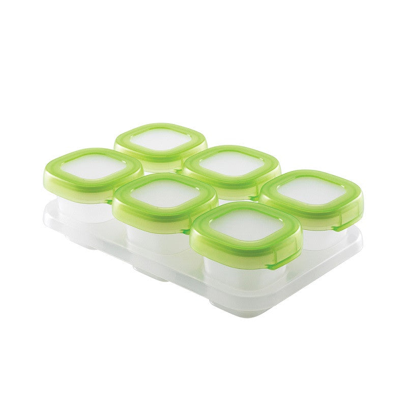 Oxo Tot Baby Blocks - 2 Oz - Kacz' Kids - 1