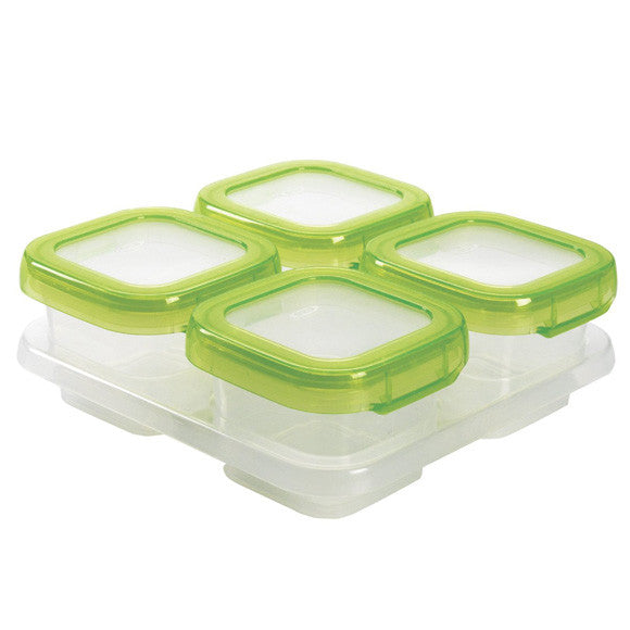 Oxo Tot Baby Blocks - 4 Oz - Kacz' Kids - 1