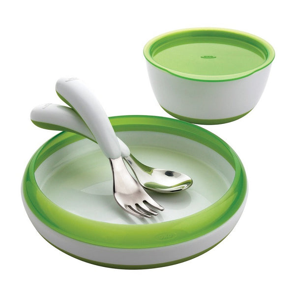 Oxo Tot Feeding Set - Kacz' Kids