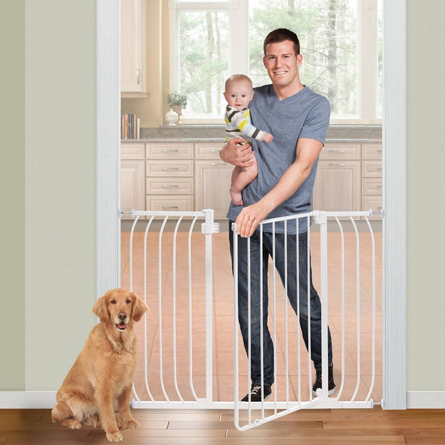 Summer Infant Multi-Use Extra Tall & Wide Walk Thru Gate - Kacz' Kids - 2