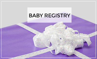 Find, Create or Manage a Baby Registry