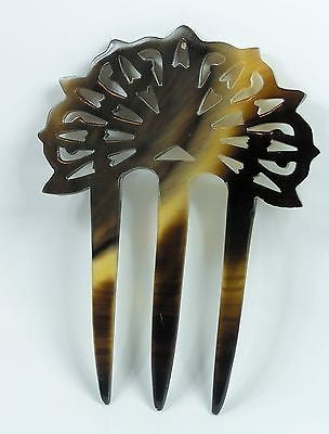 Buffalo Horn Hairpin