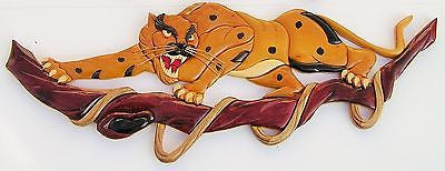 01 Big Cat Panther Animal