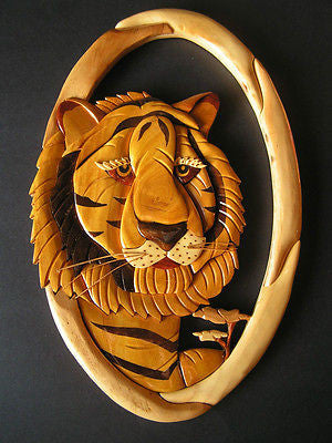Lion Oval Setting
