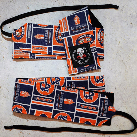 Auburn University, Tigers Wrist Wraps