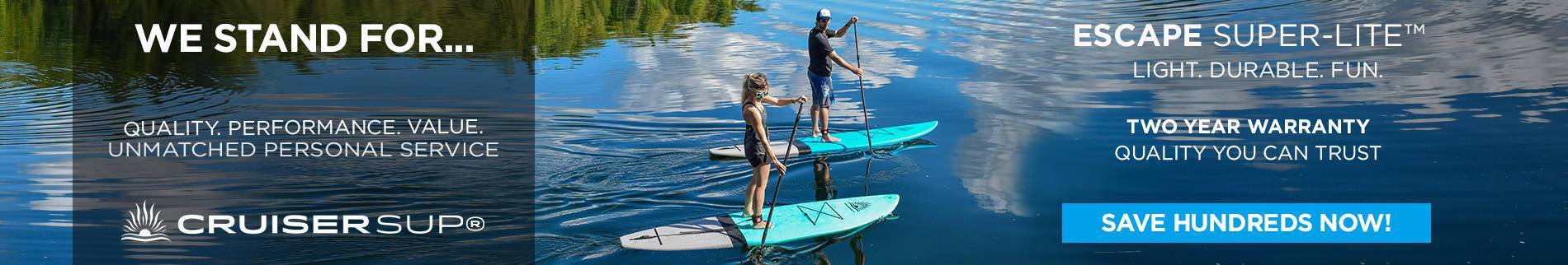 Teal Stand Up Paddle Boards