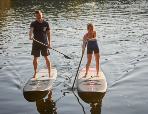 Cruiser SUP Betty and Blend Stand Up Paddle Boards