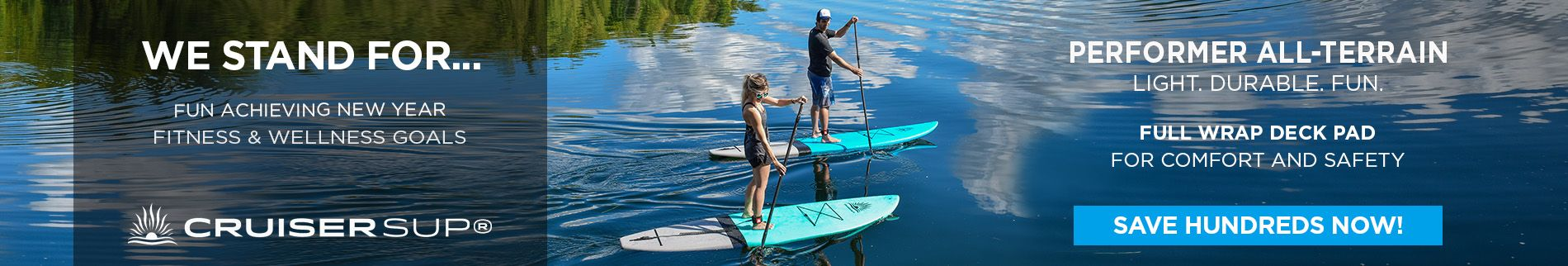 Cruiser SUP Year End Clearance Sale
