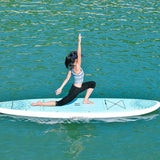"BALANCE 10'6"" Yoga Paddle Board Package By CRUISER SUP®"