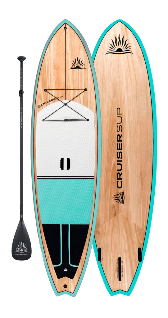 8'10 Pacific Teal