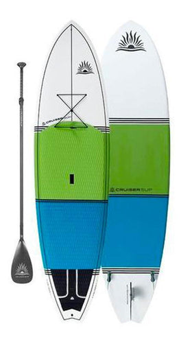 "CruiserSUP® All-Terrain LTD Ultra-Lite 10'2"" Package - Cruiser SUP"