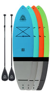 Two CruiserSUP® Escape Super-Lite Paddle Boards