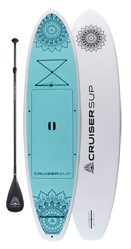 CruiserSUP® Balance Stand Up Paddle Board