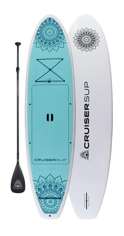 "Two CRUISER SUP® Balance 10'6"" Yoga Paddle Board Package"