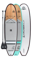 Two CRUISER SUP® BLEND CLASSIC Stand Up Paddle Board Package
