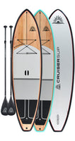 Two ESCAPE CLASSIC Paddle Board Package