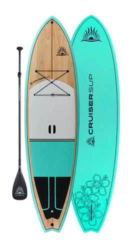 ESCAPE CLASSIC Paddle Board Package By CRUISER SUP®