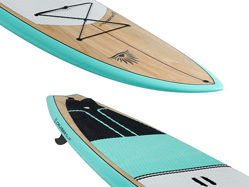 Two CRUISER SUP® Escape LTD Paddle Board Package