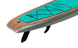 "V-MAX Woody 11'6"" Touring Paddle Board By CRUISER SUP®"