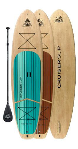 Two XCURSION WOODY Paddle Board Package