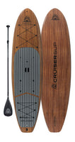 XPLORER Woody Paddle Board Package By Cruiser SUP®