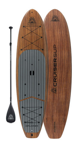Xplorer 10'6 Dark Wood