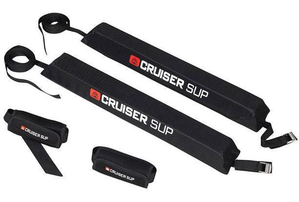 Cruiser SUP Heavy Duty Soft Roof Rack with Straps - Cruiser SUP