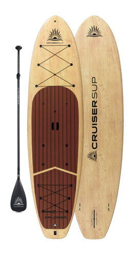 Xplorer 11'4 Light Wood Add $100