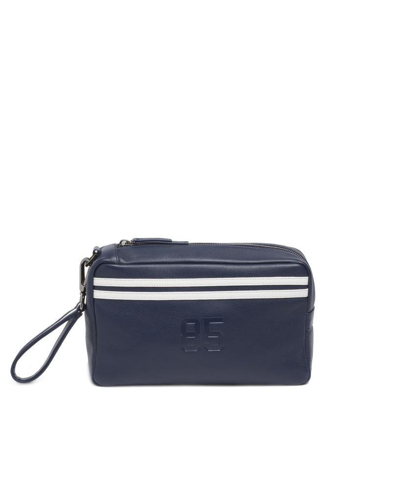 Botinera Shoulder Bag Blue