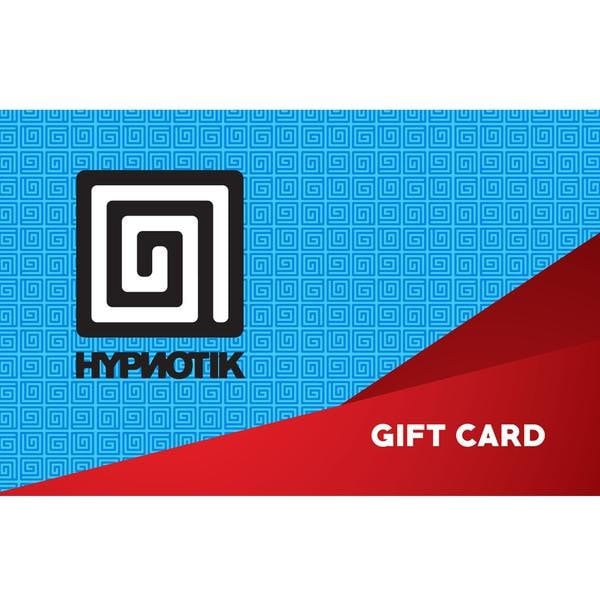Hypnotik.com Digital Gift Card