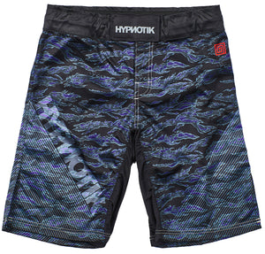 Geo Tiger Fight Shorts Image