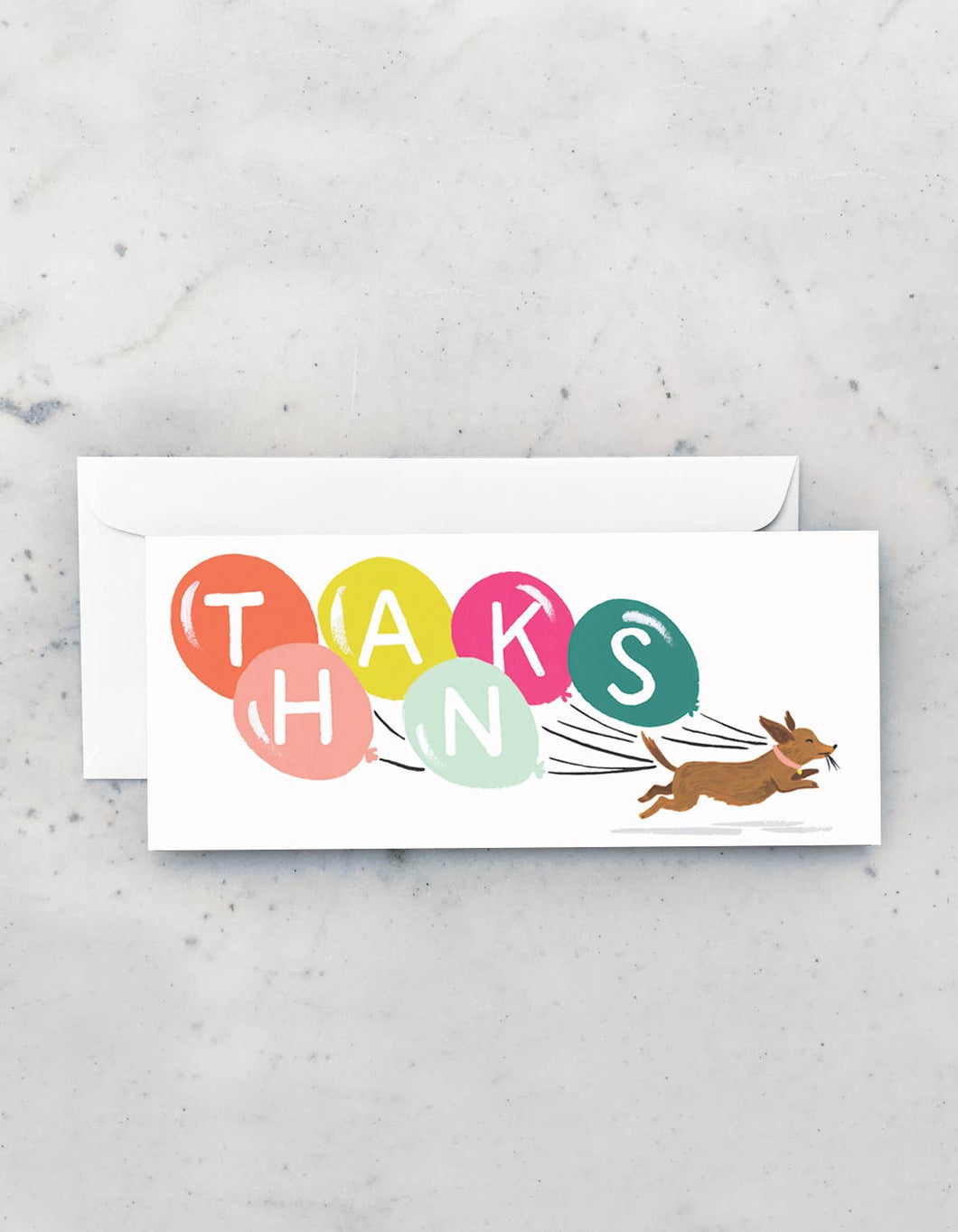 Thanks Doxie Card - Boxed Set