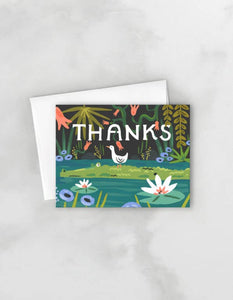 Thank Gator Card