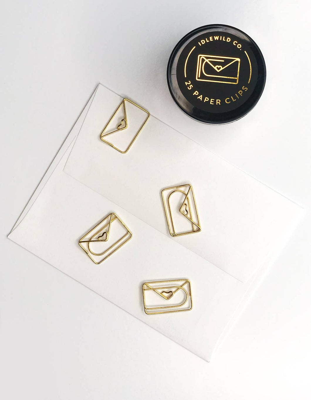 Love Letter Paper Clips