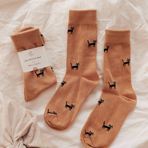 Little Cats Cotton Socks