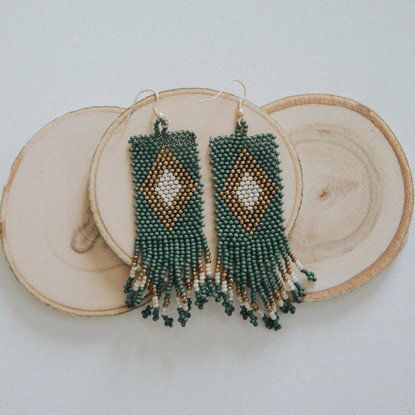 Emerald Bay Earrings