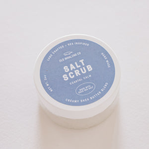 Coastal Calm Travel-Size 2oz Salt Scrub