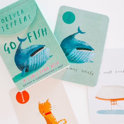 Go Fish Card Deck